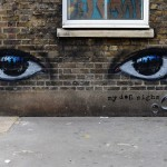 Street art by My Dog Sighs (Camden London)