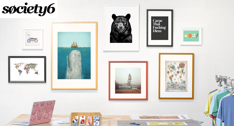 10 places to sell art online part 1 society6 the palette for Places to sell art online
