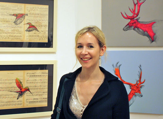 Louise McNaught Interview