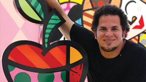 Romero Britto – Interview