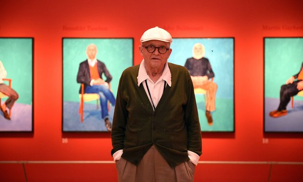 Hockney Exhibition – Review
