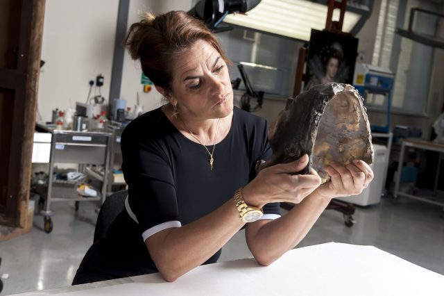 National Portrait Gallery buys Tracey Emin's Death Mask